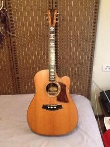 Acoustic Guitar Richmond Hawkesbury Area Preview