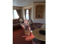 CARAVAN FOR HIRE/RENT 6 & 8 berth available INGOLDMELLS SKEGNESS SEPT SAT-SAT £225