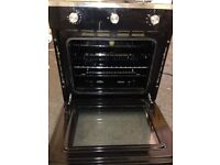 Integrated Gas Oven + Hob