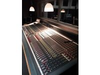 soundcraft vienna 2 recording console