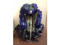 Karrimor 55L Panther Pro backpack
