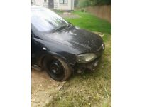 Vauxhall Astra sxi 1.7 cdti spares or repairs accident damage