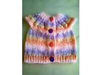 Baby Handknitted Cardigan NEW