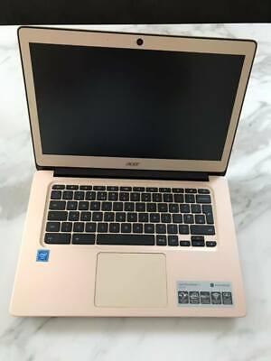 Acer Chromebook 14 CB3-431 14inch Intel Celeron N3060 2GB RAM 32GB eMMC 1.6...