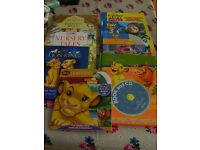 bundle of lion king, toy story, magic roundabout books £3 collection from didcot