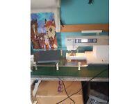 Pfaff expression 2 sewing machine