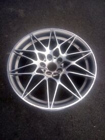 bmw wheel 20 inches 10X20 EH2 (original BMW)