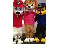 MASCOT AND CANDY CART HIRE, MANNED APPEARANCES