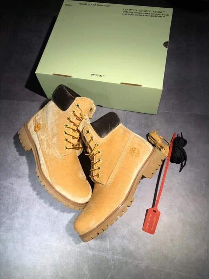 Off White x Timberland 6 | in Birstall, Leicestershire | Gumtree
