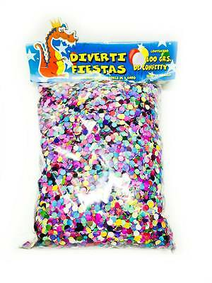 1X Confetti Paper Multicolor Mexican 14 oz Party Supplies, Easter, All - Easter Confetti