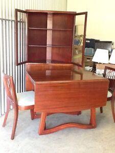 Mahogany Dining Room Set Kingston Kingston Area image 1
