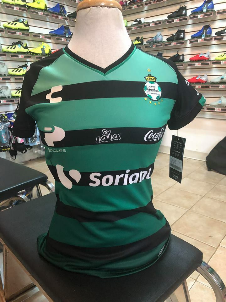 Marca Charly Futbol Jersey 2019 SANTOS LAGUNA AWAY VISITANTE