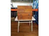 Antique Bureau writing desk chest