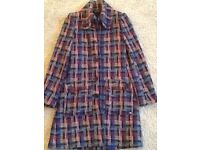 Ted Baker wool coat, size 8, immaculate condition