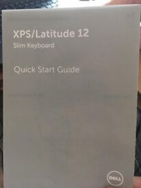 DELL XPS LATITUDE 12 slim keyboard