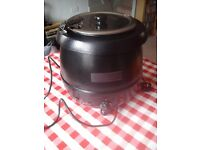 Bargain!! 10 Liter Soup Kettle in top condition