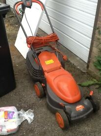 Large lawn mower