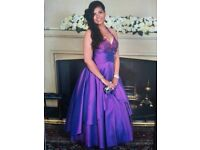 OPEN TO OFFERS Ball gown, Halter neck, princess cut, worn once, immaculate condition