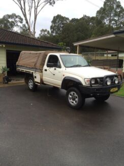 Single cab tray canvas canopy  Muswellbrook Muswellbrook Area Preview
