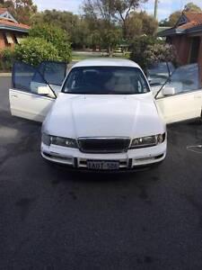 1995 Holden Statesman Sedan Perth Perth City Area Preview