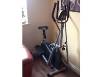 Fantastic Cross Trainer made by Orbitrac. Unwanted gift. Full instructions.