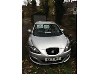 2012 Seat Leon Auto in Silver. Hss all the extras including a fab media system, recently serviced