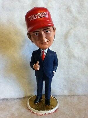 Donald Trump Make America Great Again Premium Bubblehead Figure