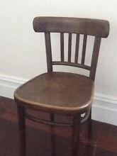 Bentwood Original Mid Century Chairs - 4 Chairs East Fremantle Fremantle Area Preview