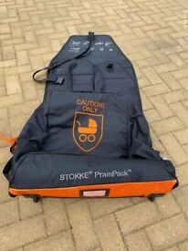 STOKKE PramPack in very good condition
