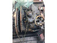 Twin Disc Marine MG-509 , 3.0:1 Ratio Marine Transmission / Gearbox