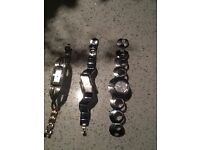 Job lot watches and knecklaces to clear £15