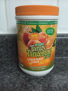 Tangy tangy tangerine 90 drink mix