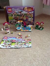 Lego Friends City Pool