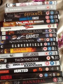 Original DVDs 75 pence each