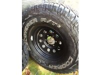 4 x cooper at3 offroad mud tyres 4x4 305/75/16 Pajero,Land Cruiser,Patrol,Terano,Hilux,L200 Warrier.