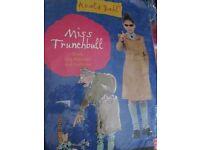ROALD DAHL matilda miss trunchbull fancy dress outfit age 10/12 world book day