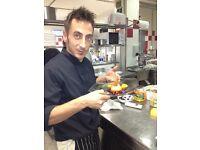 New Italian freelance Chef
