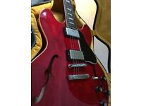 Gibson 335 50th anniversary 63 - swap for Gibson r9