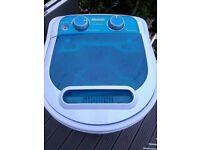 portable camping washing machine