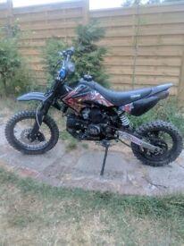 Super Stomp Pitbike Super 140cc
