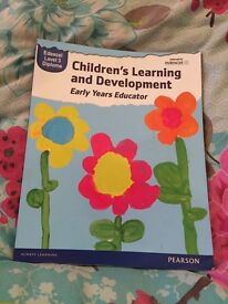 Children's Learning and Development Book - Level 3