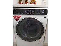 LG 8 kg SMART washing mashine ( LE fault / spares or repair )