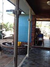Veranda posts and brackets, Victorian, cast iron Batemans Bay Eurobodalla Area Preview