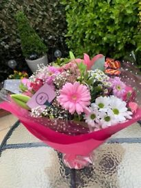 Bouquets made to order