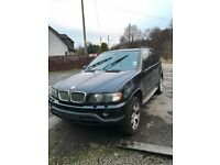 BMW X5 4.4i 2004 For Breaking