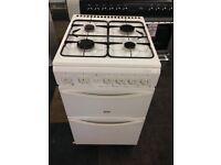 white creda 50cm gas cooker