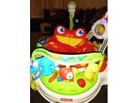 Jumperoo, great condition.