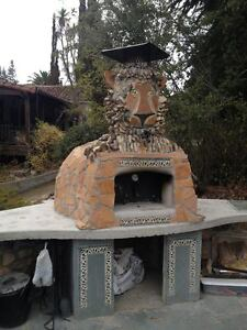 Outdoor Pizza Ovens & Pizza Oven Kits, Brick, Clay, Wood Fired Mississauga / Peel Region Toronto (GTA) image 10