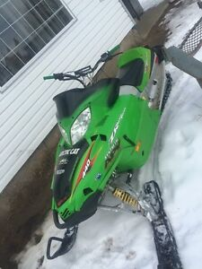 440 sno pro with 720 D&D mod.    Will trade for race quad