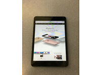 APPLE IPAD MINI 16GB WIFI WITH RECEIPT